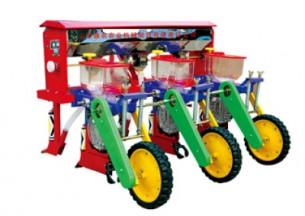 德农2BYF-3玉米精量施肥播种机产品图图