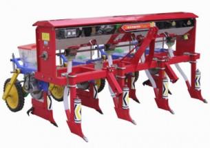 德农2BYF-4玉米精量施肥播种机产品图图