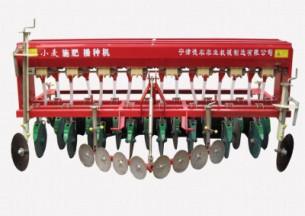 德农2B-16小麦播种机产品图图