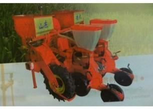 德农2BMQYF-2/2玉米气吸免耕施肥播种机产品图图
