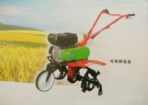 德农1WG-4微型耕耘机产品图图