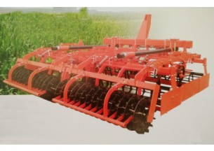 德农1MZ-300苗床播前整地机产品图图