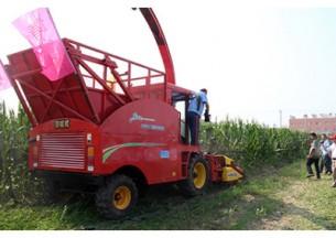 顶呱呱4QZ-2600型青饲料收获机产品图图