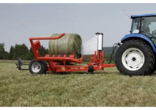 库恩RW 1600圆草捆缠膜机