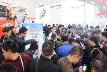 久保田携全系列产品亮相武汉国际农机展