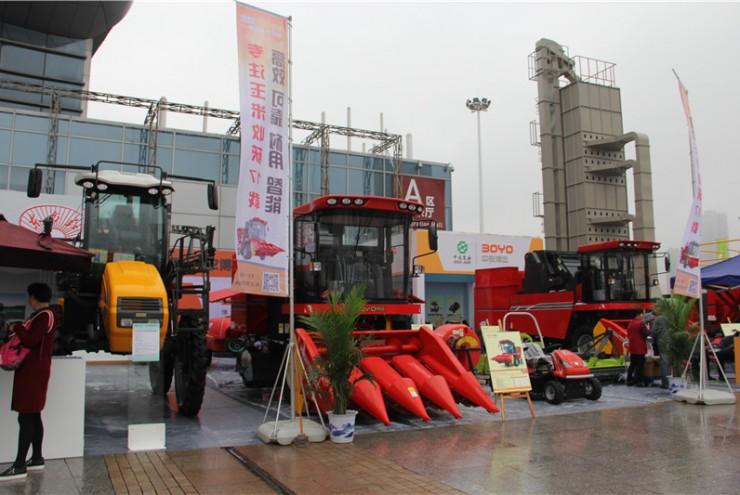 2016武汉农机展——产品图集