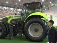 中联重科华丽亮相中国国际农机展