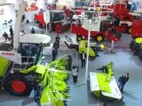 科乐收(CLAAS)精彩亮相中国国际农机展
