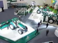 雷沃重工震撼亮相中国国际农机展