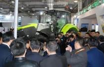 智能农机助力精准农业 中联重科亮相第七届中国科博会