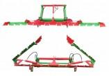 雄进农机 WJ1P-510 折叠式油压平地板