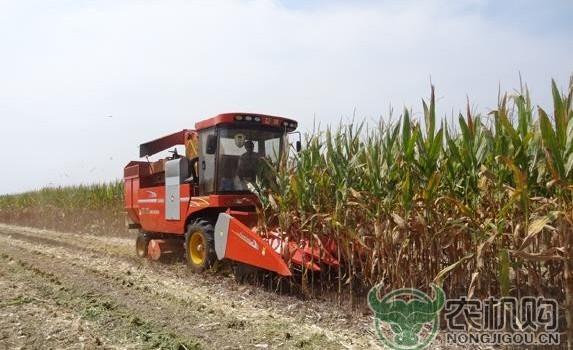 农业部:2016年我国玉米机收水平预计达到67