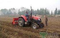 山东高青千余农户受益农机购置补贴政策