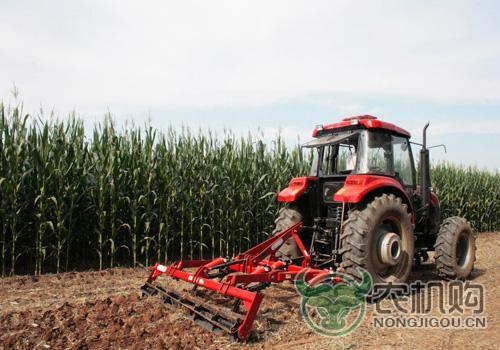 2016年全国农机总动力达11.44亿千瓦