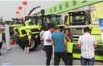 中联重科亮相2017内蒙古国际畜牧业机械展览会