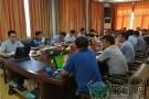 旋耕机分会组织成员单位考察吉林康达农机装备公司