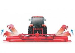 雄进农机1GK-350 WJCB 3段折叠打浆机产品图图