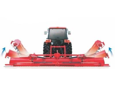 雄进农机1GK-350 WJCB 3段折叠打浆机产品图图(1/1)