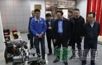 农业部农机鉴定总站一行赴常柴公司调研