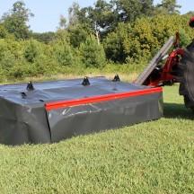 麦赛福格森MF DM1358型圆盘式割草压扁机