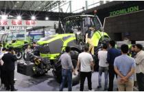 中联重科高端农机亮相2018世界制造业大会