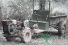 这些农用拖拉机,你见过吗?