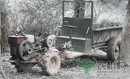 这些农用拖拉机,你见过吗?1
