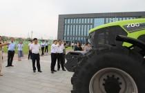东盟国家驻华使馆新闻官员参访中联重科