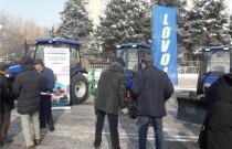 雷沃拖拉机亮相2018年吉尔吉斯斯坦国际农业展览会