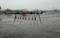 珠海羽人:水稻精量直播无人机有效提升水稻生产机械化水平