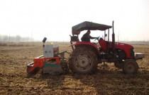 农机进入购买高峰期 补贴政策到位助力春耕