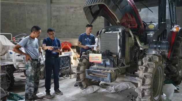苏州启动2019年度农机质量调查工作