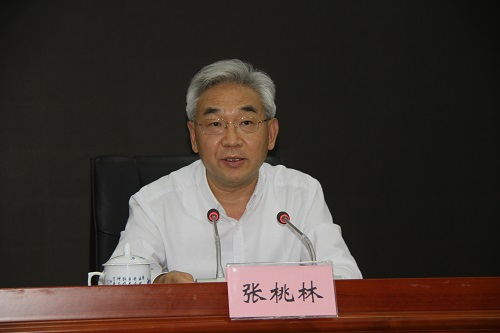 """张桃林副部长在""""三夏""""农机跨区作业暨农业机械化工作部署视频会议上的讲话"""