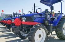 今年累计交机百余台!雷沃阿波斯与江苏农垦系统合作再突破